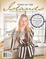 Times of the Islands Magazine - Jan-Feb 2014