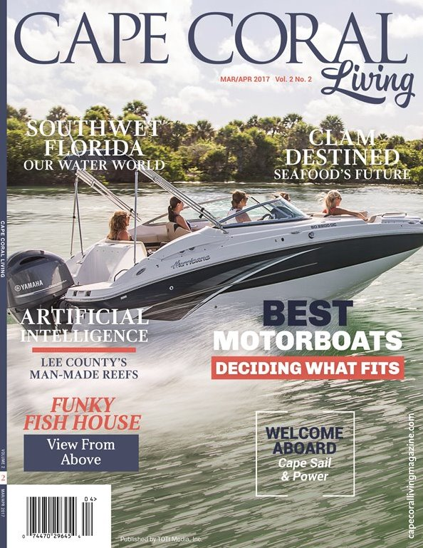 Cape Coral Living Magazine | Mar-Apr 2017