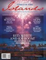 Times of the Islands Magazine - Jul-Aug 2016