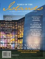 Times of the Islands Magazine - Sep-Oct 2018