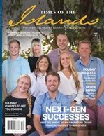 Times of the Islands Magazine - Nov-Dec 2019